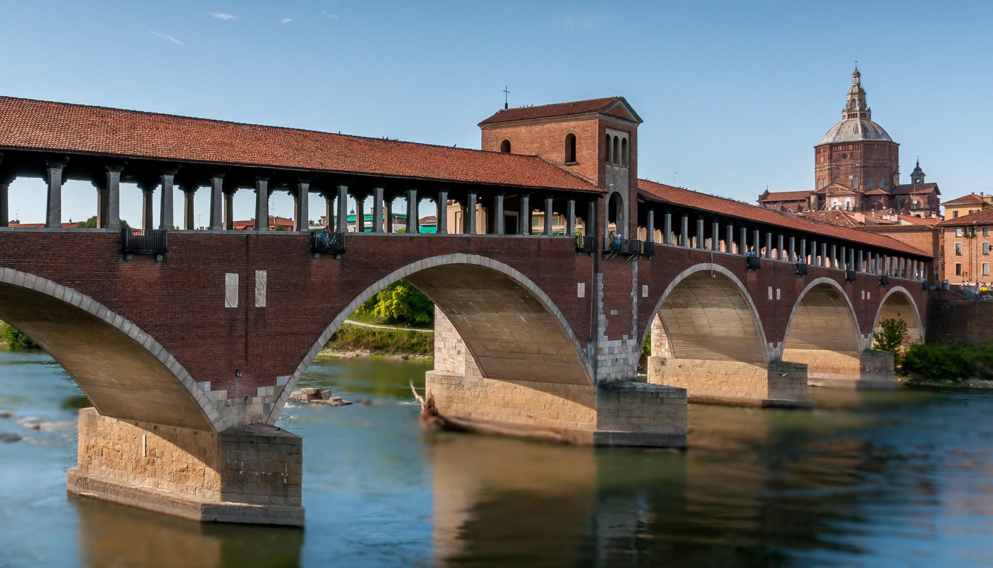 Ponte Coperto e Duomo