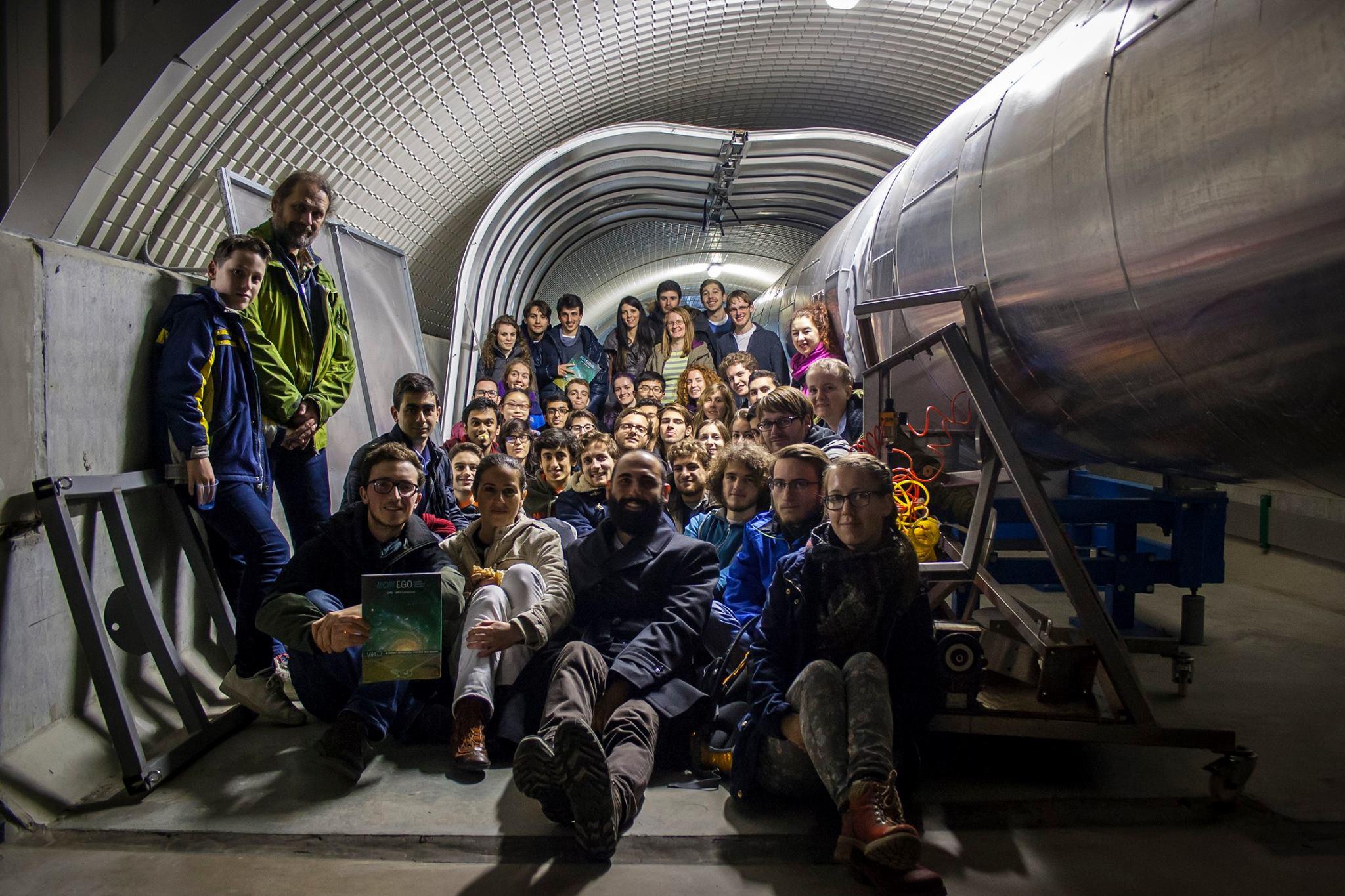 VIRGO European Gravitational Observatory